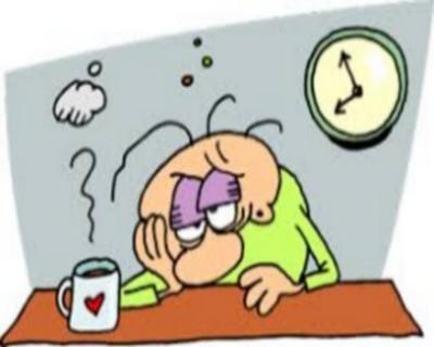 Är du trött?