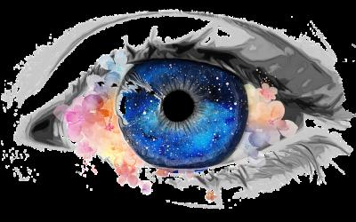 Hur själen mår syns i ögonen