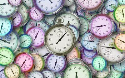 Är du trött samma tid varje dag?